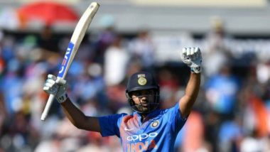 IND vs PAK, ICC World Cup 2019: 23 वर्षांनंतर रोहित शर्मा-के एल राहुलच्या जोडीने मोडीत काढला तेंडुलकर-सिद्धूचा हा विश्वकप विक्रम