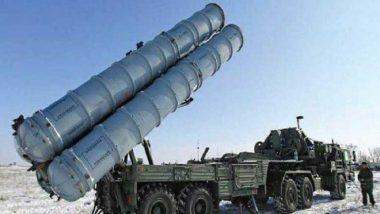 अमेरिकेचा भारताला इशारा, 'रशियाकडून संरक्षण एस-400 प्रणाली घ्याल तर CAATSA प्रतिबंध लादू'