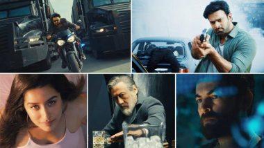 Saaho Teaser: धमाकेदार अॅक्शन असलेला 'साहो' चित्रपटाचा टीजर आऊट, पाहा Video