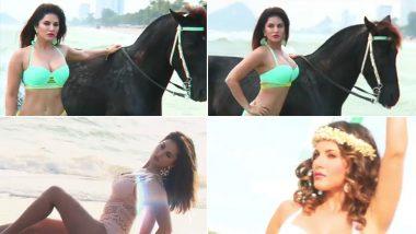 Sunny Leone चे डब्बू रतनानी ने केलेले हे सेक्सी फोटोशूट पाहून तुम्हीही जाल यात आकंठ बुडून, Watch Video