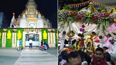 Pandharpur Wari 2019: संत ज्ञानेश्वर, तुकाराम महाराजांची पालखी आज पुणे शहरात; दगडूशेठ गणपती मंदिराला विशेष सजावट