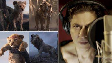 शाहरुख खान याच्या दमदार आवाजातील 'The Lion King' चा जबरदस्त टीझर (Watch Video)