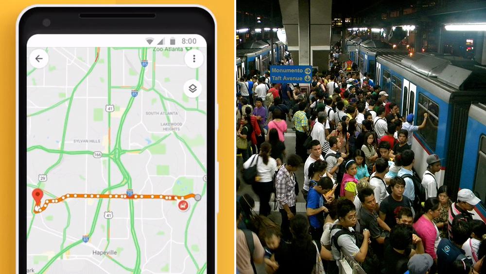 Google Maps वर समजणार ट्रेन, बसमधील गर्दीचा अहवाल, जागा तपासून करा आपला प्रवास प्लॅन