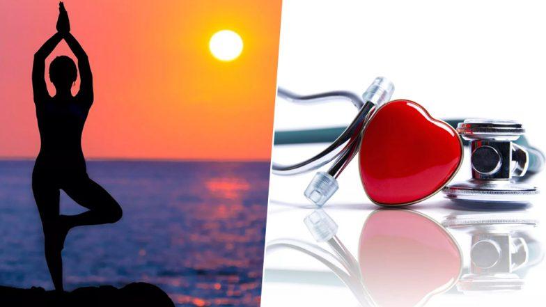 International Yoga Day 2019: हृदयासाठी खूपच फायदेशीर आहेत ही 5 योगासने, नक्की करुन पाहा (Watch Video)