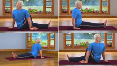 International Yoga Day 2019: नरेंद्र मोदी सांगत आहेत वक्रासनाचे फायदे (Watch Video)