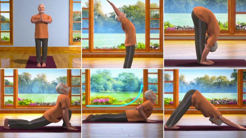 International Yoga Day 2019: मनाला एकाग्र आणि बुद्धीला कुशाग्र करण्यास मदत करेल सूर्यनमस्कार, सांगतायत पंतप्रधान नरेंद्र मोदी (Watch Video)