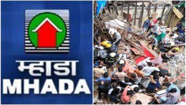 Mumbai Building Collapse Updates: डोंगरी इमारत दुर्घटना प्रकरणात आमचा संबंध नाही, कोसळलेला भाग अनधिकृत: म्हाडा