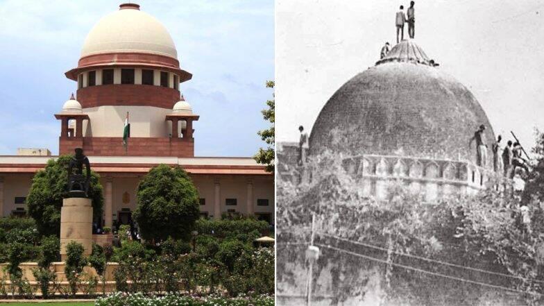 Ayodhya Land Dispute Case: मध्यस्थ समितीला 31 जुलै पर्यंत अंतिम अहवाल सादर करण्याचे सर्वोच्च न्यायालयाचे आदेश; 2 ऑगस्टला पुढील सुनावणी
