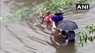 Mumbai Rains Live News Updates: मुंबई शहर व उपनगरासाठी उद्या अतिवृष्टीचा इशारा