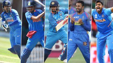 World Cup 2023: 5 युवा खेळाडूंना 2023 विश्वचषक स्पर्धेसाठी टीम इंडियामध्ये स्थान मिळवण्यासाठी करावी लागणार जय्यत तयारी