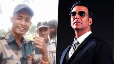 Kargil Vijay Diwas 2019: जवानांनी गायले अक्षय कुमार याच्या चित्रपटामधील 'हे' गाणे, सोशल मीडियात व्हिडिओ व्हायरल (Video)