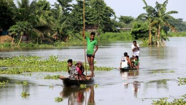 Assam Floods 2019: आसाम महापुरची स्थिति पाहून रोहित शर्मा, वीरेंद्र सेहवाग आणि अन्य क्रिकेटपटूंची मदतीस धाव; Twitter वर केले भावनात्मक आव्हान