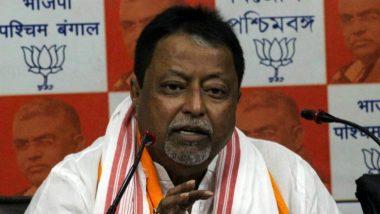 पश्चिम बंगाल मध्येही राजकीय भूकंप?; 107 आमदार BJP मध्ये होणार सामील, मुकुल रॉय यांचा दावा