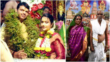 Ashadhi Ekadashi 2019: मुख्यमंत्री देवेंद्र फडणवीस यांच्याकडून आषाढी एकादशी निमित्त विठ्ठल-रुक्मिणी सपत्नीक महापूजा, म्हणाले 'वारीने महाराष्ट्रधर्म जिवंत ठेवला'
