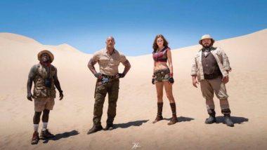 Jumanji The Next Level Trailer: 'द रॉक' च्या जबरदस्त अॅक्शनचा खजाना घेऊन आलाय या चित्रपटाचा ट्रेलर