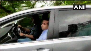 नितेश राणे यांच्यासह 18 जणांना पोलीस कोठडी; सरकारी अधिकाऱ्यावर चिखलफेक केल्याप्रकरणी न्यायालयाचे आदेश