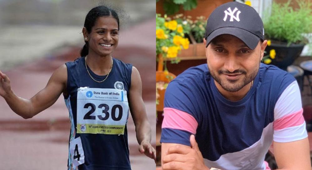 द्युती चंदला अर्जुन पुरस्कार नाहीच, हरभजन सिंहचा 'खेल रत्न'चा अर्ज नकारला