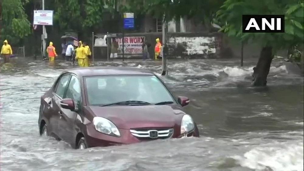 Maharashtra Monsoon 2019 Updates: मुंबई शहर उपनगरात सखल भागात पाणी साचले, अपघाताच्या घटना, कोकण विभागात अतिवृष्टीचा इशारा