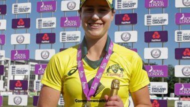 इंग्लंड विरुद्ध महिला अॅशेस टी-20 मॅचमध्ये ऑस्ट्रेलियाच्या एलिस पेरीची विक्रमी खेळी; टी-२०मध्ये गाठला 1000 धावा आणि 100 विकेट्सचा पल्ला