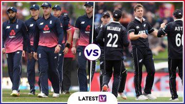 England vs New Zealand ICC World Cup 2019 Final Match: टॉस जिंकून न्यूझीलंडची बॅटिंग, दोन्ही संघात फायनलसाठी कोणताही बदल नाही