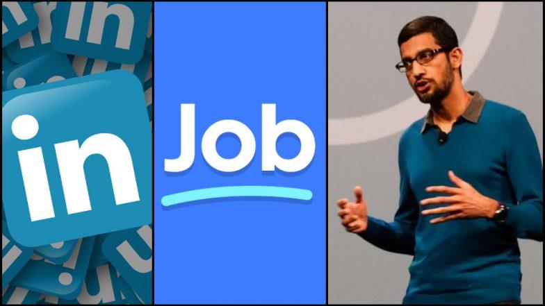 Google CEO पदासाठी लिंक्डइनवर पोस्टींग; ड्रीम जॉब मिळविण्यासाठी हजारोयुजर्सनी केले अप्लाय