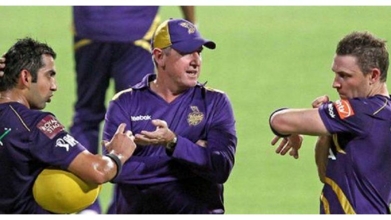 IPL 2020: ट्रेव्हर बेलीस आणि ब्रॅंडन मॅकलम यांची कोलकाता नाईट रायडर्स च्या प्रशिक्षक, सल्लागार पदावर नियुक्ती