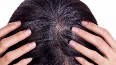 सफेद केसांची समस्या दूर करण्यासाठी करा 'हे' घरगुती उपाय