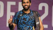 BWF World Championship: ऑलिम्पिक सुवर्णपदक विजेता गारद, एचएस प्रणॉय याची दुसऱ्या फेरीत माजी चॅम्पियन लिन डॅन याच्यावर मात
