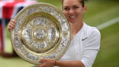 Wimbledon 2019: सेरेना विल्यम्सला धक्का; सिमोना हेलेप ला विंबलडनचे जेतेपद
