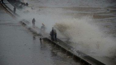 High Tide Today: मुंंबईच्या समुद्रात आज 11.39 वाजता उसळणार उंच लाटा, पावसाचा जोर आजही वाढणार- IMD