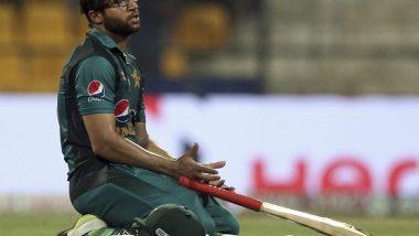 पाकिस्तानी क्रिकेटपटू इमाम-उल-हकवर अनेक मुलींशी अनैतिक संबंध असल्याचे आरोप, ट्विटरवर WhatsApp चॅट स्क्रीन शॉट वायरल