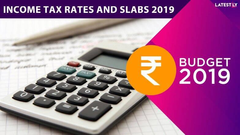 Budget 2019: Income Tax मर्यादा पूर्वीप्रमाणेच; पाच लाखांपर्यंतच्या वार्षिक उत्पन्नावर कोणताही कर नाही, श्रीमंतांचा सरचार्ज वाढला