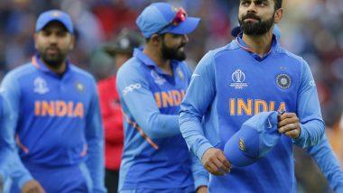IND vs BAN, ICC World Cup 2019: टीम इंडियाचे बांगलादेश ला 315 धावांचे आव्हान; रोहित शर्मा ची शतकी खेळी