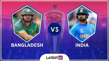 India vs Bangladesh Live Cricket Streaming on DD Sports and Prasar Bharati Sports for Free: रेडिओ वर लुटा IND vs BAN मॅच चा LIVE आनंद