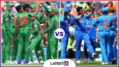 भारत-बांगलादेश पहिला टी-20 सामना रद्द होण्याची शक्यता