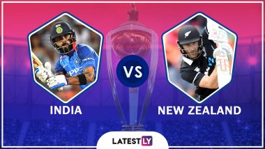 IND vs NZ World Cup 2019 Semi-Final Live Cricket Streaming on DD Sports and Prasar Bharati Sports for Free: रेडिओ वर लुटा IND vs NZ मॅच चा LIVE आनंद