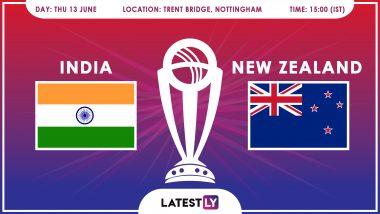 IND vs NZ, World Cup 2019: आजच्या मॅचवर पाणी, भारत-न्यूझीलंड सेमीफायनल सामना उद्यासाठी राखीव