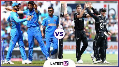IND vs NZ, World Cup Semi-Final 2019: टीम इंडियासाठी मोठी बातमी, जाणून घ्या मँचेस्टर मधील आजचे हवामान