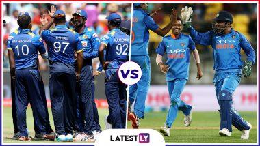 IND vs SL World Cup 2019: अँजेलो मॅथ्यूज च्या शतकी खेळीसह, श्रीलंकाचे टीम इंडिया समोर 265 धावांचे लक्ष्य