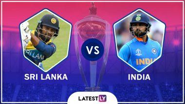 IND vs SL, ICC World Cup 2019: टॉस जिंकत श्रीलंकेचा फलंदाजीचा निर्णय, रवींद्र जडेजाला संघात स्थान