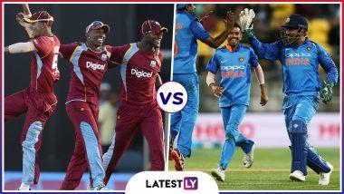 India vs West Indies Series 2019 Schedule: टीम इंडिया च्या वेस्ट इंडिज दौ-या मधील सगळ्या सामन्यांचे वेळापत्रक