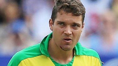 ENG vs AUS, World Cup Semi-Final 2019: जोफ्रा आर्चरची प्राणघातक गोलंदाजी, अॅलेक्स केरी याच्या हनुवटीतुन निघाले रक्त, पहा (Video)