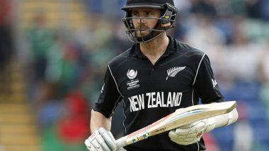 IND vs NZ, World Cup 2019 Semi-Final मॅचमध्ये पराभवानंतर केन विल्यम्सन कडून एम एस धोनी साठी खास ऑफर, पहा (Video)