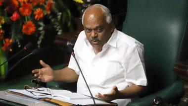 Karnataka Floor Test: गोंधळामुळे सभागृहाचे कामकाज उद्यापर्यंत स्थगित; विरोधकांना सरकार पाडण्याची घाई, रात्रभर करणार आंदोलन