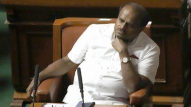 कर्नाटक मुख्यमंत्री कुमारस्वामी बहुमत सिद्ध करण्यात अपयशी; काँग्रेस-जेडीएस चं सरकार कोसळलं