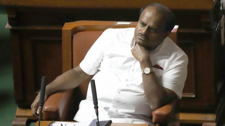 कर्नाटक : काँग्रेस पक्षाच्या 21 मंत्र्यांचा राजीनामा; मुख्यमंत्री एच डी कुमारस्वामी म्हणतात 'प्रकरण निवळले, सरकारला कोणताच धोका नाही'