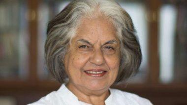 Foreign Funding Case: वरिष्ठ वकील इंदिरा जयसिंह,आनंद ग्रोवर यांच्या मुंबई, दिल्ली येथील घर, कार्यालयांवर सीबीआयचे छापे