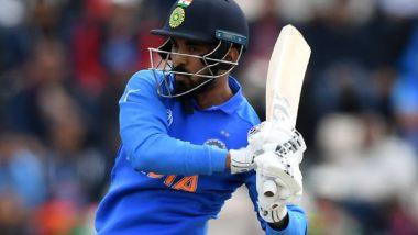 India vs Bangladesh, CWC 2019: के एल राहुल चे अर्धशतक, सलामी जोडी बांगलादेश वर भारी