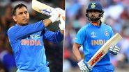 IND vs NZ 3rd T20I: विराट कोहली ने मोडला एमएस धोनी चा वर्ल्ड रेकॉर्ड, बनला टी-20 मध्ये भारताचा यशस्वी कर्णधार