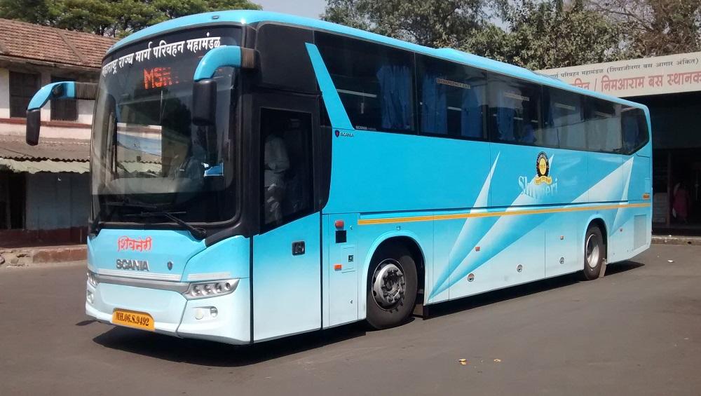 मुंबई-पुणे महामार्गावर 8 नव्या शिवनेरी बसची सोय
